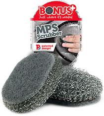 MPS metal scourer