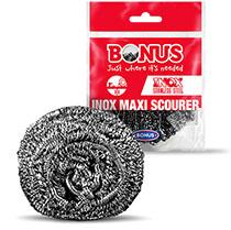 Inox Maxi spiral scourer