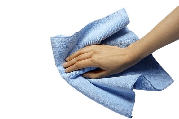 Fertőtlenítsd otthonodat mikroszálas kendővel