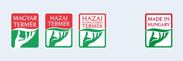 Bonusov zaštitni znak za mađarski proizvod