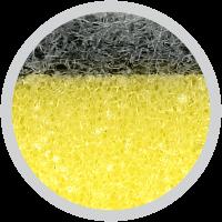 B019 Bonus formázott mosogatószivacs 3/1 komponens