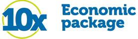 Extra wirtschaftlicher 10-er Pack