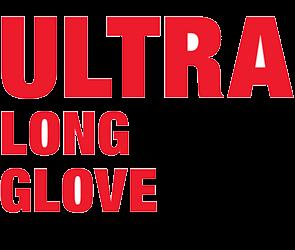 Ultra long glove