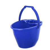 11l oval bucket with wringer
