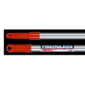 FiberGLASS štap za brisače podova 140 cm