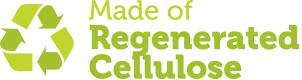 Aus regenerierter Cellulose