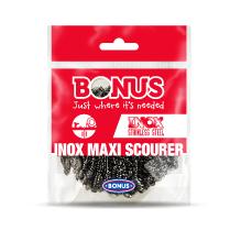 INOX Maxi spirál dörzsi