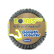 Goliath metal scourer