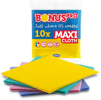 B259, B273, B297, B310 BONUSPRO MAXI Wischtuch 10/1
