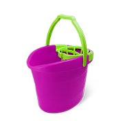 18l bucket with spiral wringer