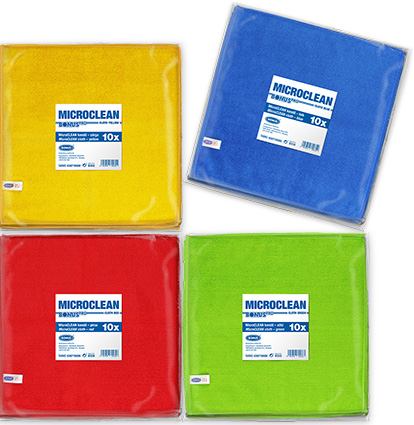 B302, B319, B326, B333 BonusPRO MicroCLEAN Scheuertuch 10/1