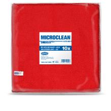 MicroCLEAN mikroszálas törlőkendő 10/1