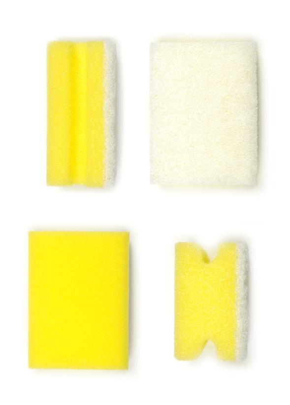 B353 Bonus+ karcmentes mosogatószivacs 2/1