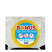 Round Bath Sponge