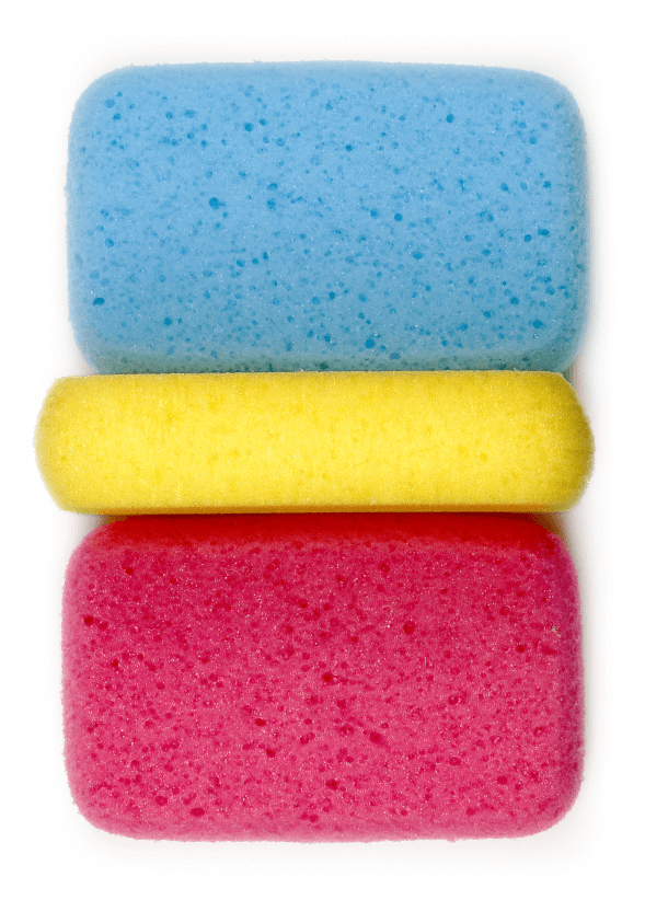B361 Bonus ovális fürdőszivacs1/1