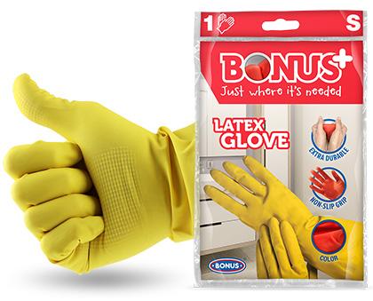 B378, B239, B316, B101 BONUS Natural tatex gloves