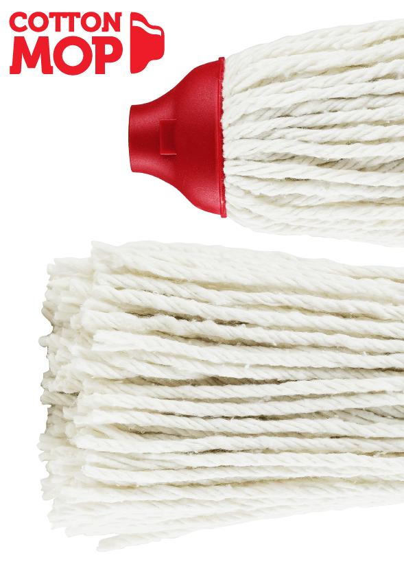 B408 Bonus CottonMOP XL felmosó pótfej
