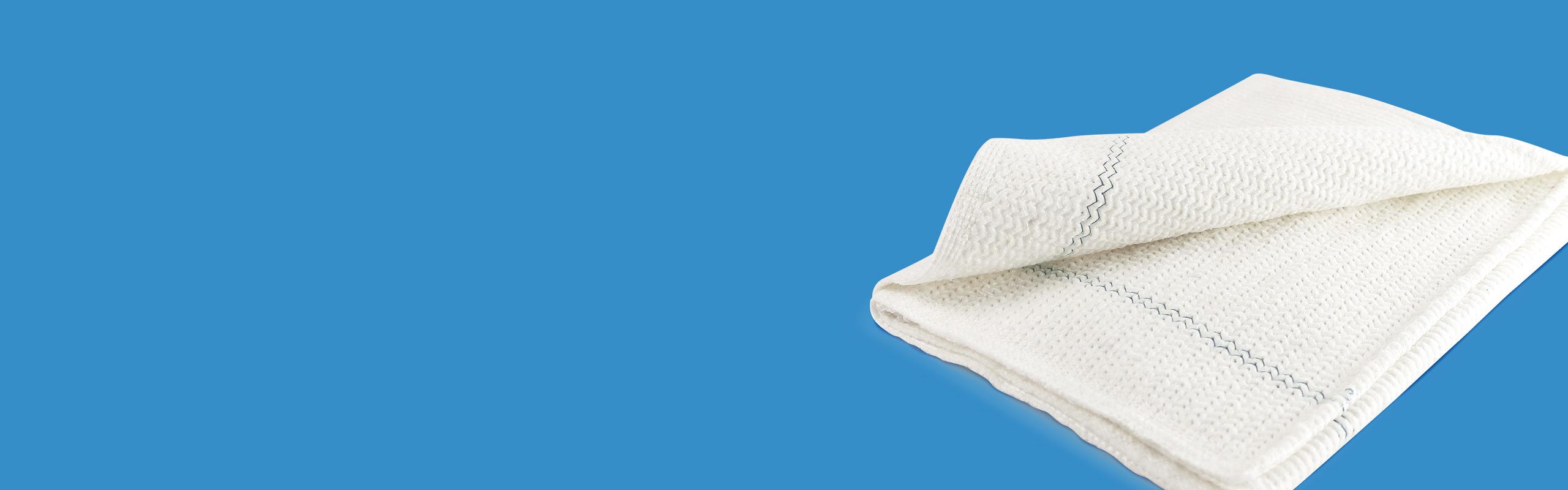 Magische Sauberkeit mit der Weichheit von Baumwolle