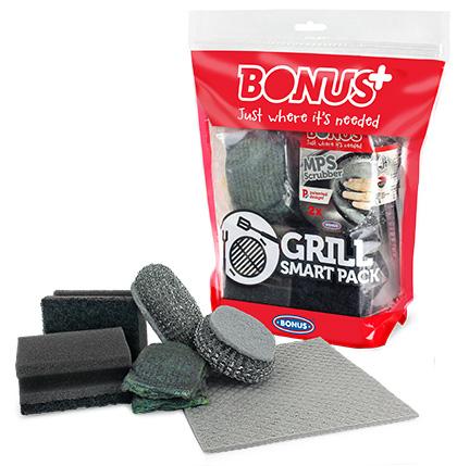 B464 BONUS+ Grill SmartPACK