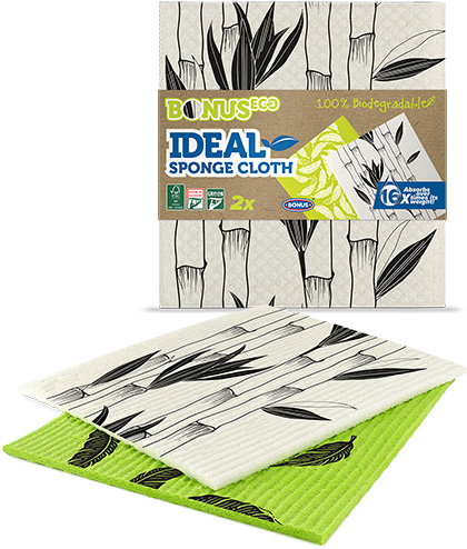 B506 BONUS+ IDEAL sponge cloth 2/1