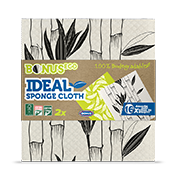 IDEAL sponge cloth 2x