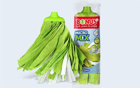 B532 Bonus+ MicroMIX podni brisač od viskoze i mikrofibera
