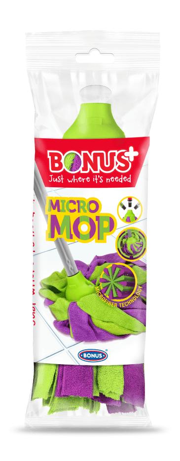 B616 Bonus+ MicroMOP felmosófej