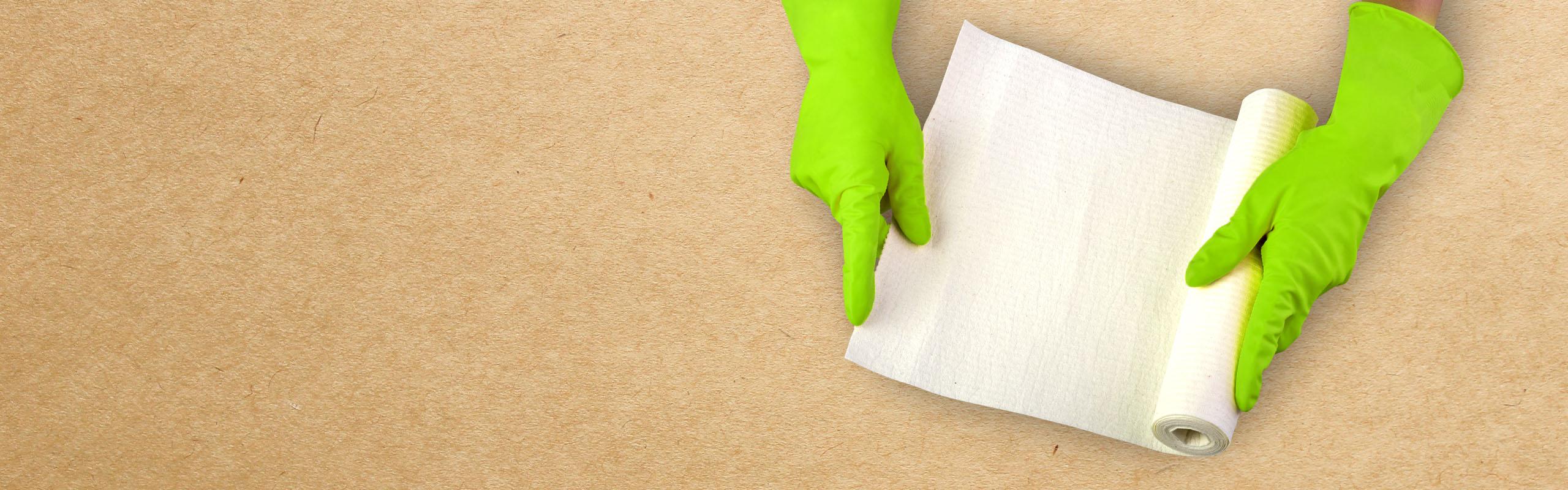 Egy tekercs tisztaság