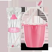 SoftMOP Pink SET