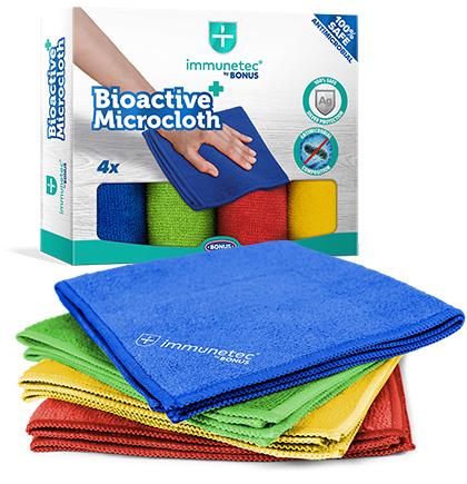 B785 Immunetec by BONUS MicroCLEAN Plusz kendő