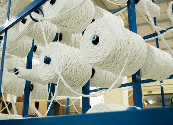 Bonus CottonMOP felmosó pótfej pamut fonal anyaga - kép gyártásból