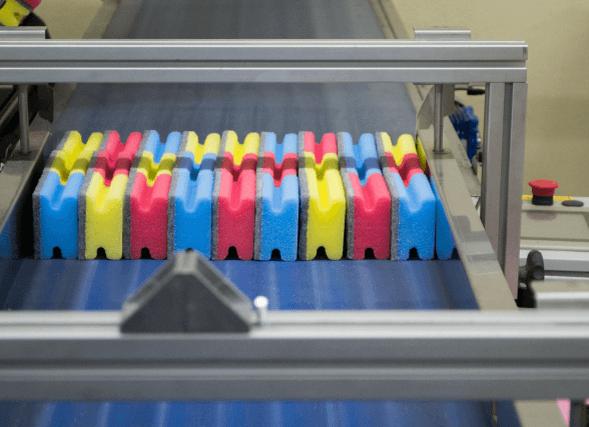 Bonus Formázott mosogatószivacs gyártás